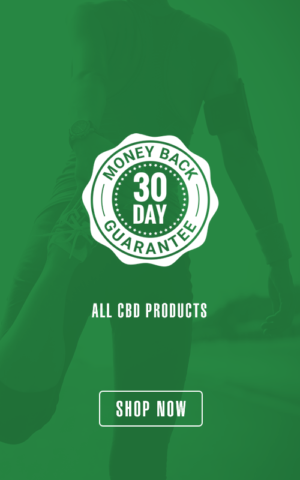 30 day money back guarantee on all xanadu cbd products
