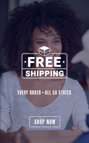 free shipping every order all fifty states xanadu